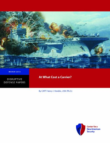 9781935087700: At What Cost a Carrier?