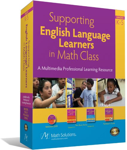 9781935099079: Supporting English Language Learners in Math Class: A Multimedia Professional Learning Resource