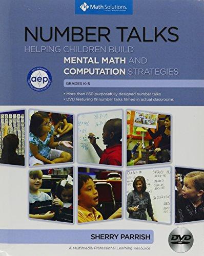 9781935099161: Number Talks : Helping Children Build Mental Math and Computation Strategies, Grades K-5