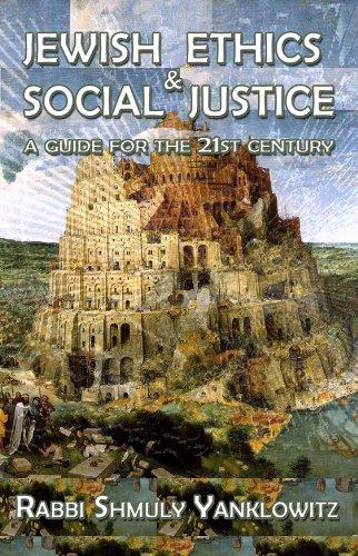 9781935104148: Jewish Ethics & Social Justice