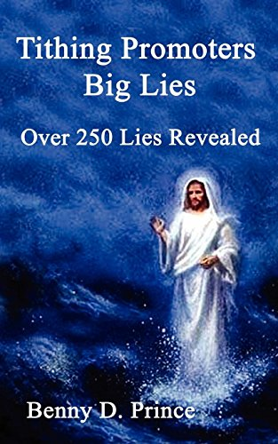 9781935105053: Tithing Promoters Big Lies