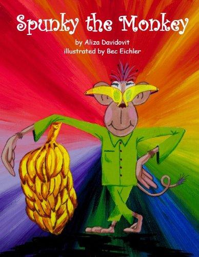 9781935110170: Spunky the Monkey (The Animate Kingdom)