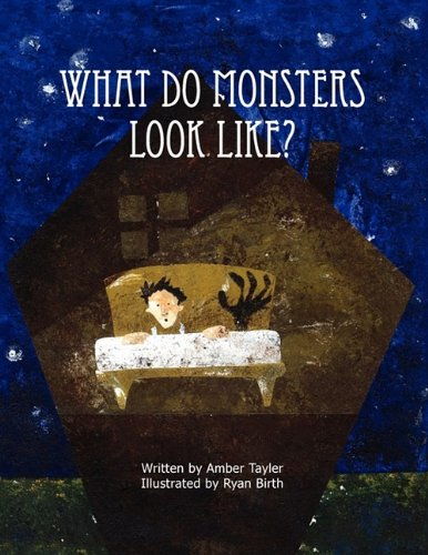 9781935125518: What Do Monsters Look Like?