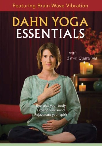 9781935127260: Dahn Yoga Essentials DVD: Featuring Brain Wave Vibration