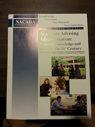 9781935140221: Advising Administration