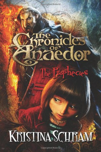9781935142102: The Chronicles of Anaedor: The Prophecies