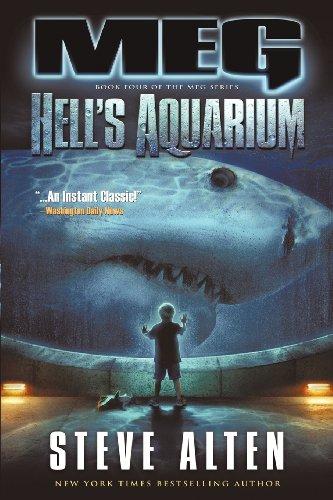 9781935142645: Meg: Hell's Aquarium