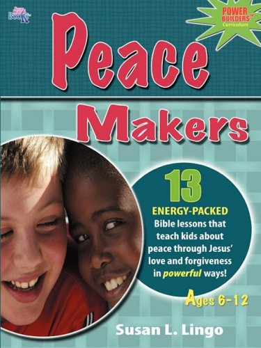 9781935147015: Peace Makers