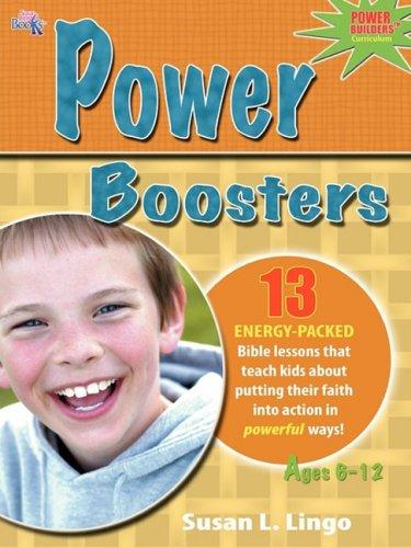 Power Boosters: Susan L. Lingo