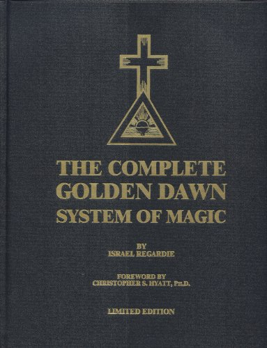 9781935150800: The Complete Golden Dawn System of Magic