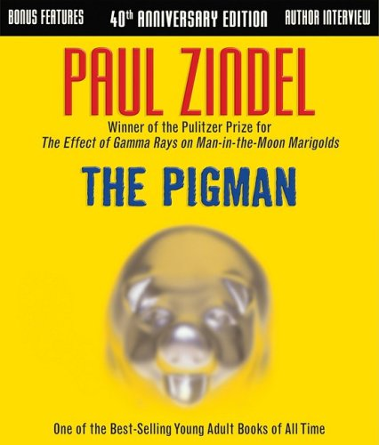 9781935169017: The Pigman: Library Edition