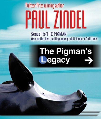 9781935169079: The Pigman's Legacy