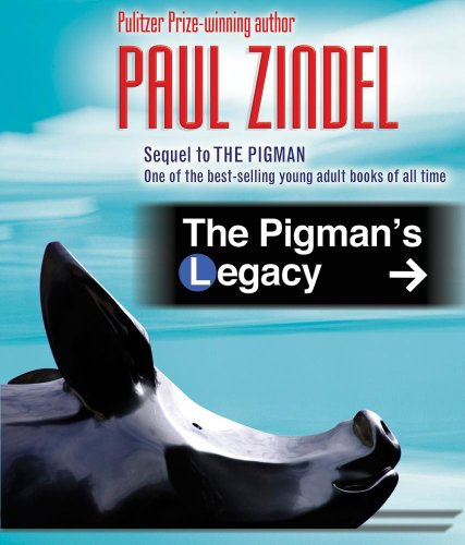 9781935169086: The Pigman's Legacy: Library Edition