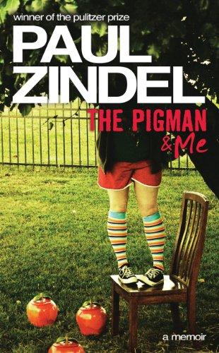 9781935169307: The Pigman & Me: A Memoir