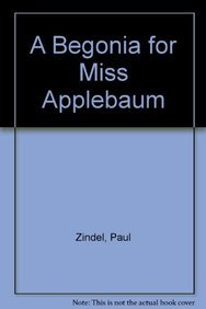 9781935169321: A Begonia for Miss Applebaum