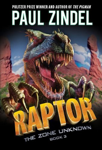 9781935169383: Raptor (Zone Unknown)
