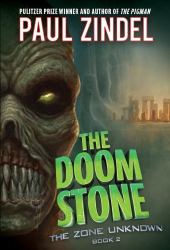 9781935169390: The Doom Stone (Zone Unknown)