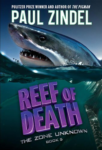 9781935169406: Reef of Death (Zone Unknown)