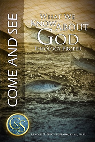 9781935174486: What We Know About God: Theology Proper