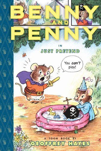 9781935179078: Benny and Penny in the Toy Breaker: TOON Level 2