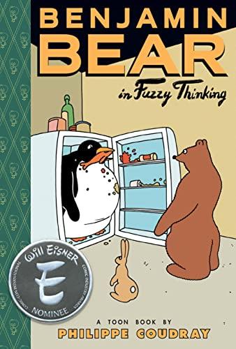 Benjamin Bear (Toon Books): Philippe Coudray