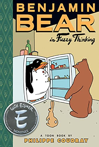 Benjamin Bear in Fuzzy Thinking: TOON Level: Philippe Coudray