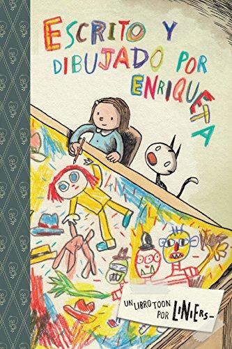 9781935179139: Escrito Y Dibujado Por Enriqueta: Toon Level 3 (Toon in Reading, Nivel Tres)