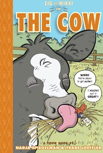 Zig and Wikki in The Cow (Toon)
