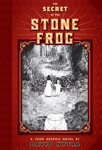 9781935179184: The Secret of the Stone Frog: A TOON Graphic (The Leah and Alan Adventures)