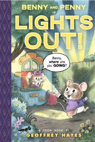 9781935179207: Benny and Penny in Lights Out!: TOON Level 2