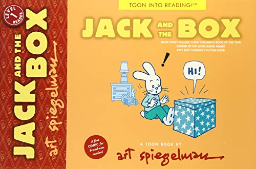 9781935179306: Jack and the Box SC (Toon into Reading, Level 1)