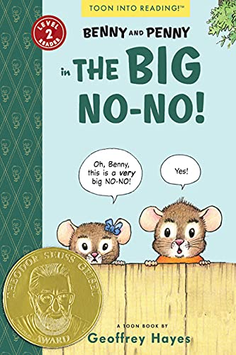 9781935179351: Benny and Penny in the Big No-No!: TOON Level 2