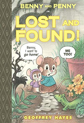 9781935179641: Benny and Penny in Lost and Found: Toon Books Level 2