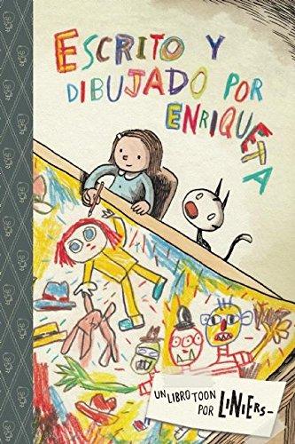 9781935179917: Escrito y dibujado por Enriqueta (Toon, Nivel Tres)