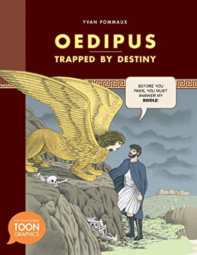 9781935179955: Oedipus: Trapped by Destiny: A TOON Graphic (TOON Graphic Mythology)