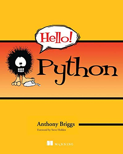 9781935182085: Hello! Python