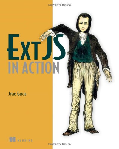 9781935182115: Ext JS in Action