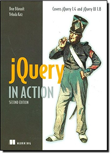 9781935182320: jQuery in Action, Second Edition