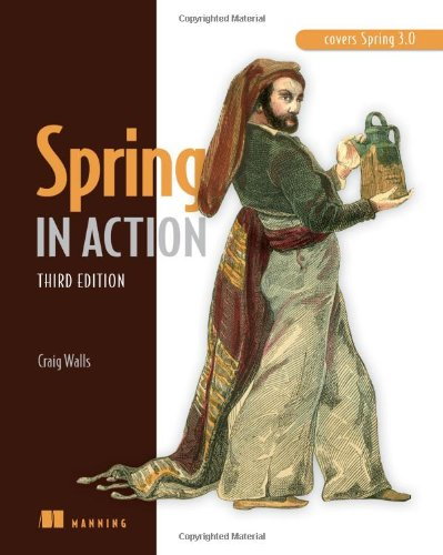 9781935182351: Spring in Action