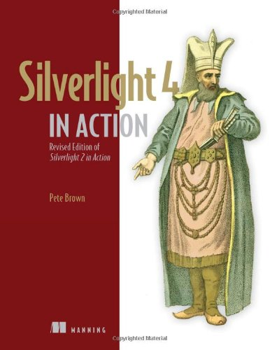 9781935182375: Silverlight 4 in Action