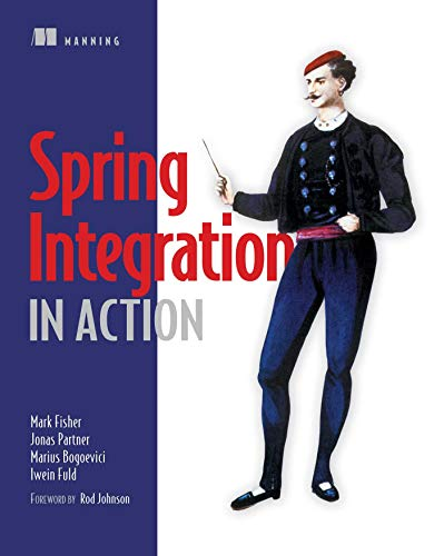 9781935182436: Spring Integration in Action