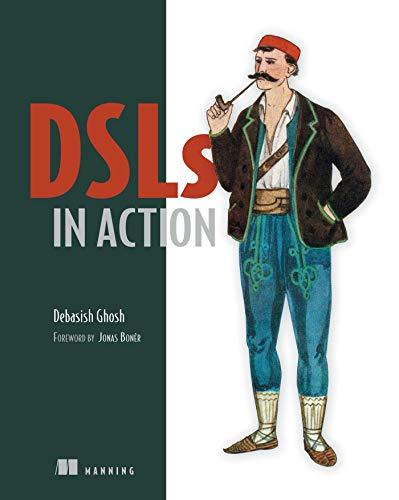 9781935182450: DSLs in Action