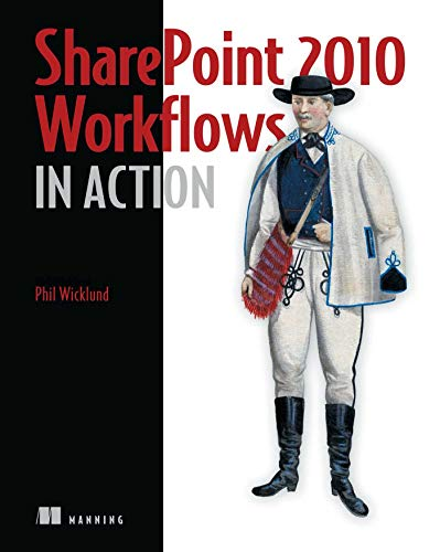 9781935182719: SharePoint 2010 Workflows in Action
