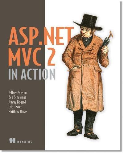 9781935182795: ASP.NET MVC 2 in Action