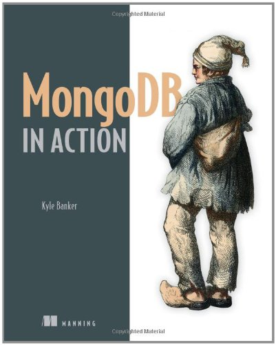 9781935182870: MongoDB in Action