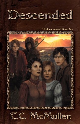 9781935188346: Descended: Disillusionment Book Six