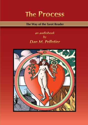 9781935194996: The Process: The Way of the Tarot Reader (Mp3)