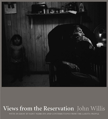 9781935195122: Views from the Reservation (Center Books on American Places (Numbered Hardcover))