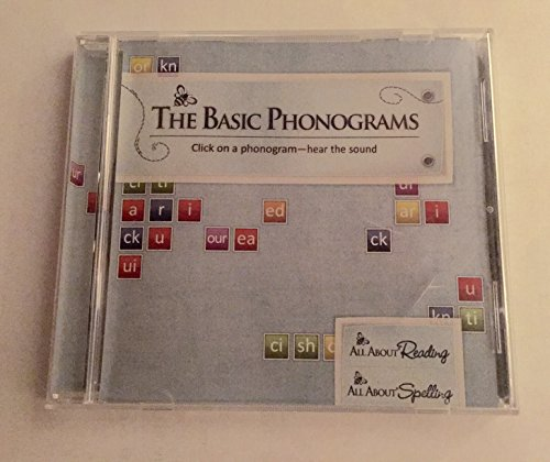 The Basic Phonograms Cd-rom: All About Learning Press