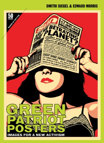 Green Patriot Posters (Lace, But Not Fear of Others)